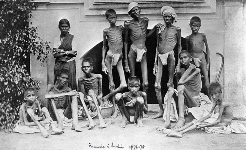Голодомор в Бенгалии