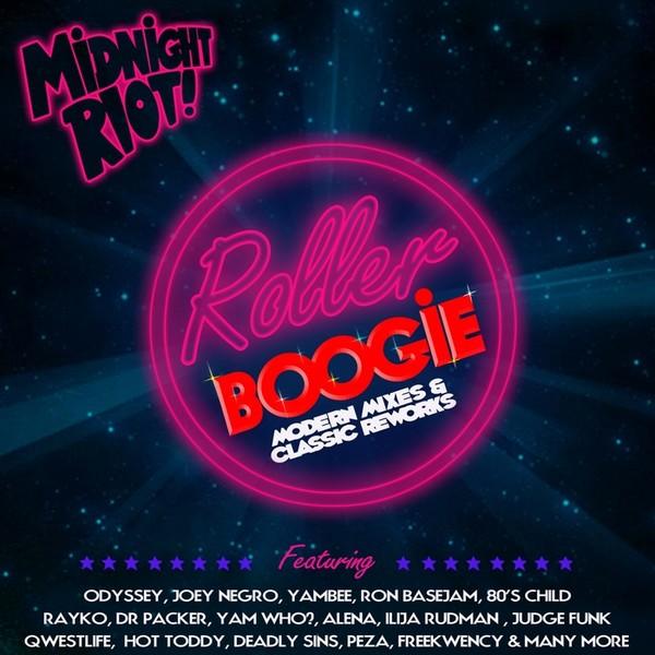 VA - Roller Boogie (2015)