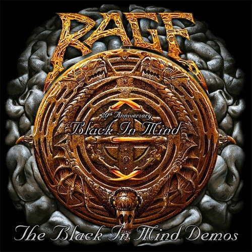 Rage - 2015 - Black In Mind (20th Anniversary Edition)